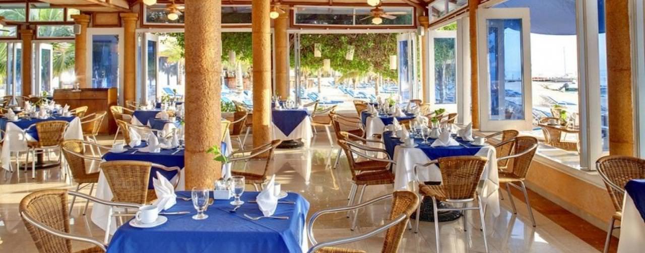 Restaurant_albatros_r Barcelo Costa Cancun Cancun Mexico