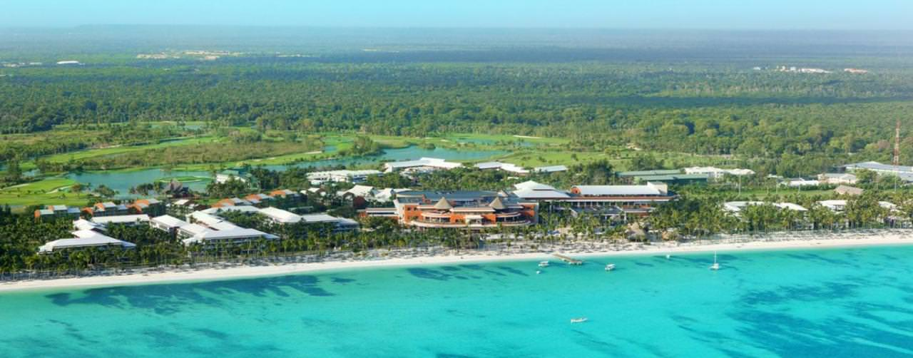 All Inclusive Resorts Barcelo Hotels Beach Aerial