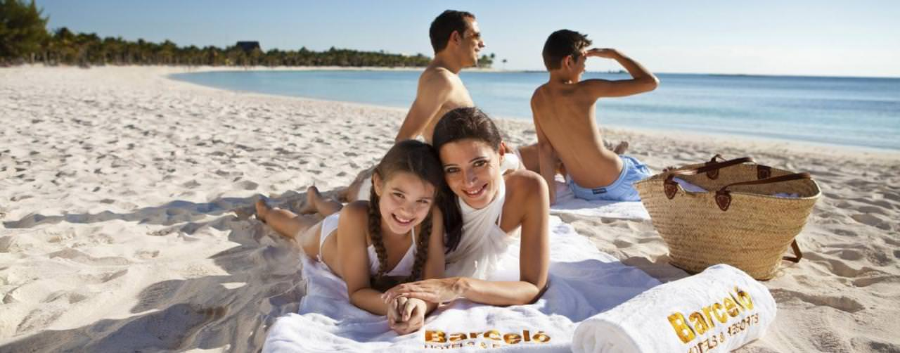 All Inclusive Resorts Barcelo Hotels Beach Family