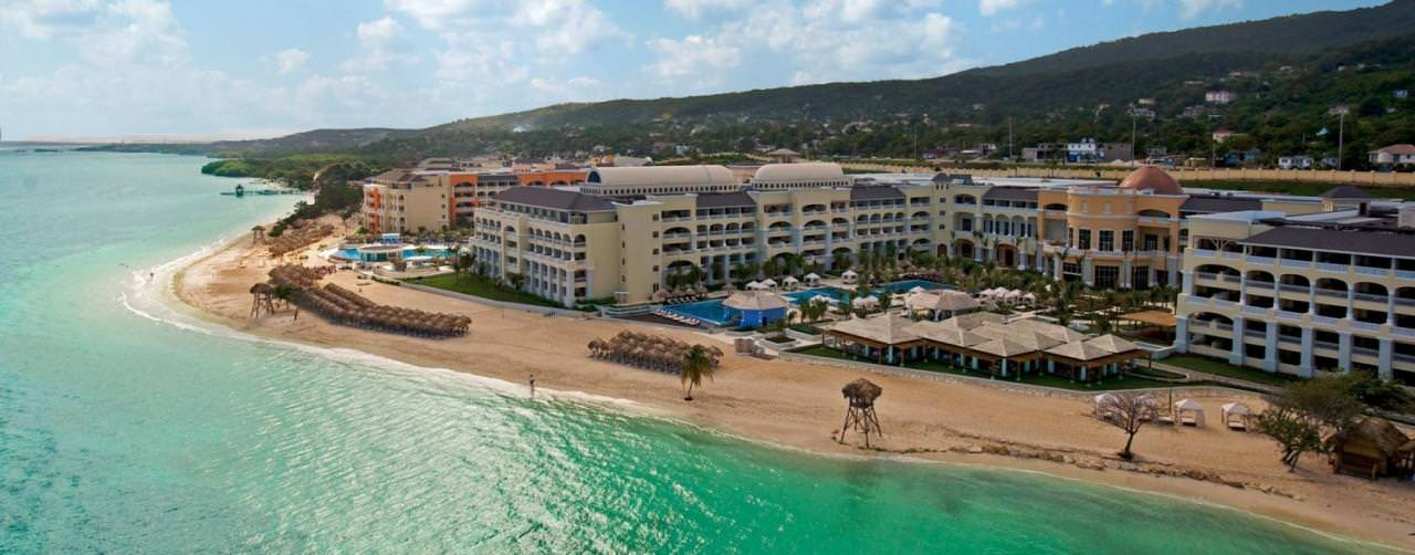 All Inclusive Resorts Iberostar Hotels Beach Aerial Beach View