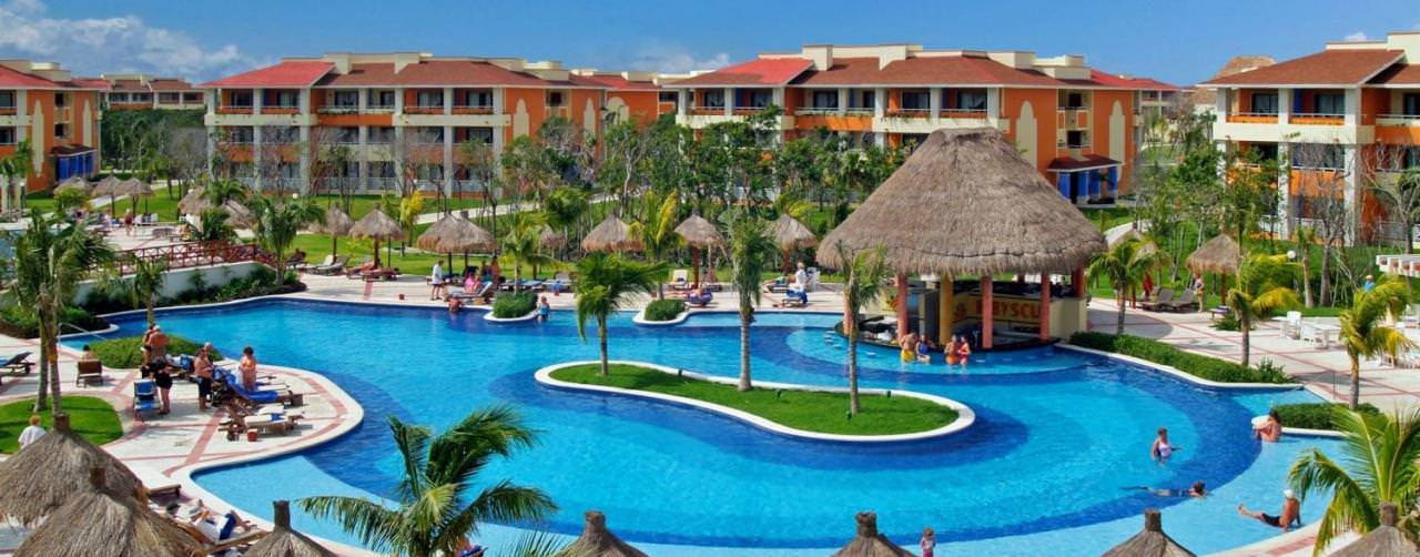 Bahia Principe Resorts Pool Main