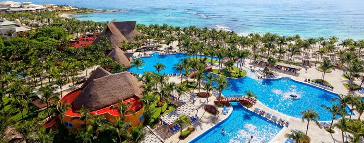 Barcelo Maya Tropical Amp Colonial Beach Resort Riviera