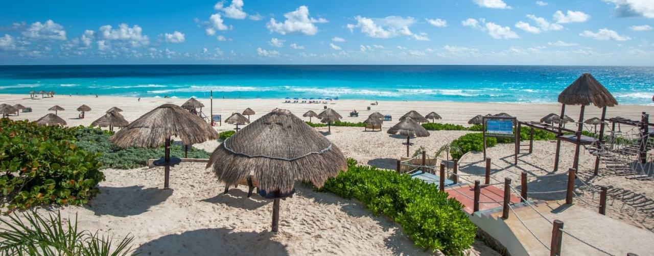 Beach Vacations Cancun Mexico All Inclusive Resorts