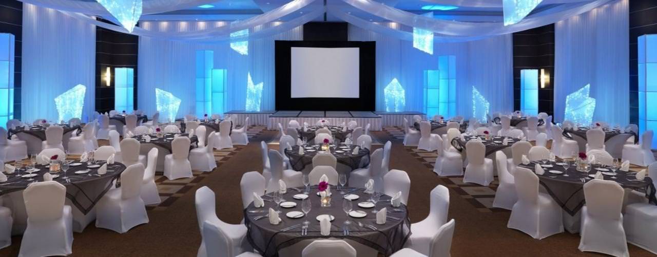 Cancun Mexico Amenities Ballroom Space Event Le Blanc Spa Resort