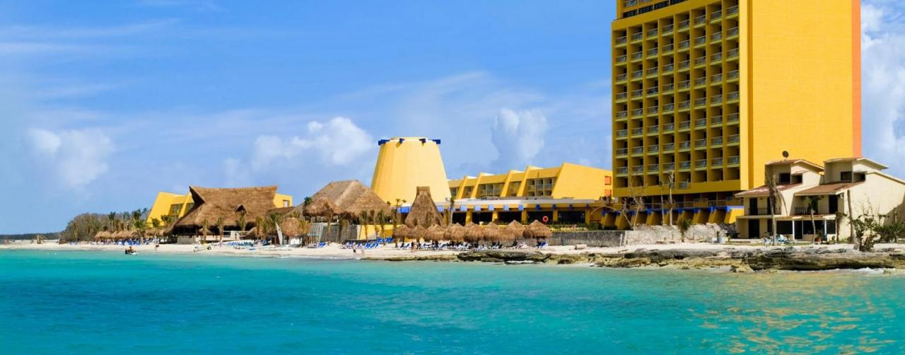 Melia Cozumel All Inclusive Golf Beach Resort