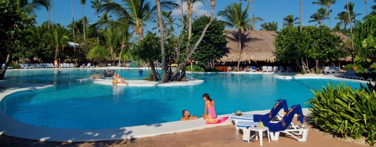 Iberostar Bavaro All Suite Resort Punta Cana Dominican Republic Bavaro Pool14 12.06