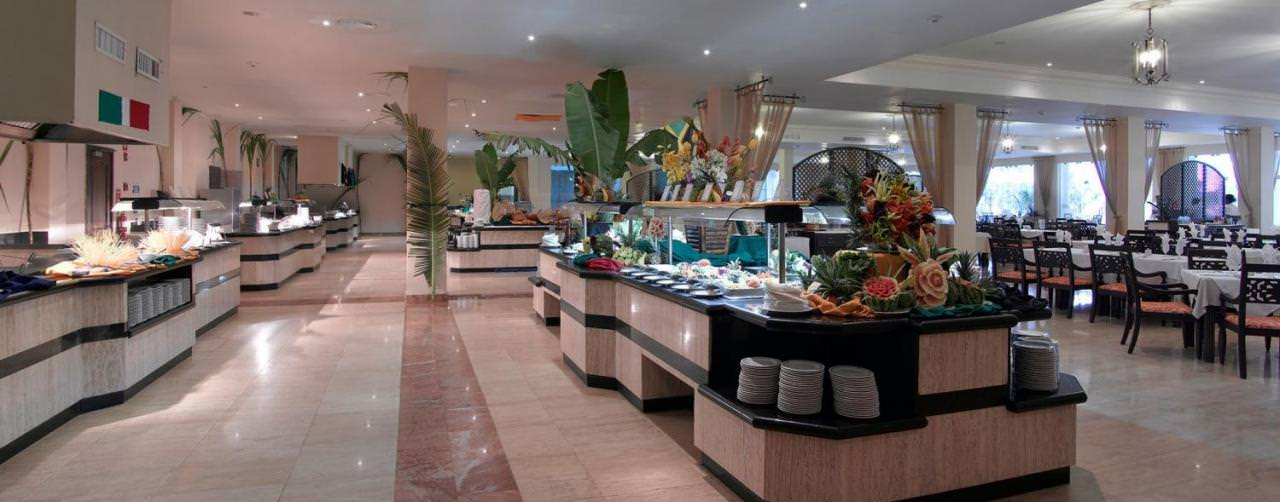 Montego Bay Jamaica Grand Palladium Jamaica Resort Spa Restaurant Buffet