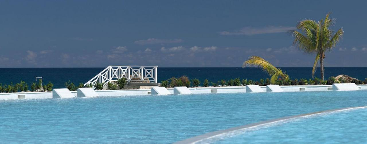 Montego Bay Jamaica Pool Infinity Grand Palladium Jamaica Resort Spa