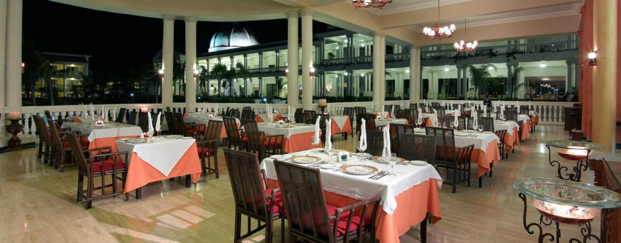 Montego Bay Jamaica Restaurant Italiano Grand Palladium Jamaica Resort Spa