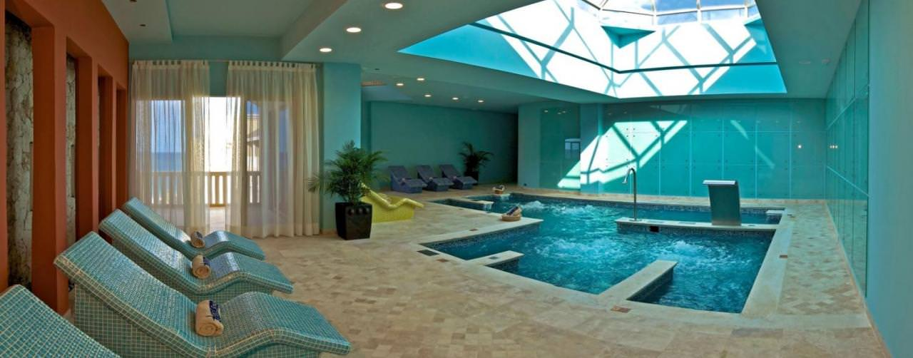 Montego Bay Jamaica Spa Treatment Hydrotherapy Circuit Iberostar Grand Hotel Rose Hall
