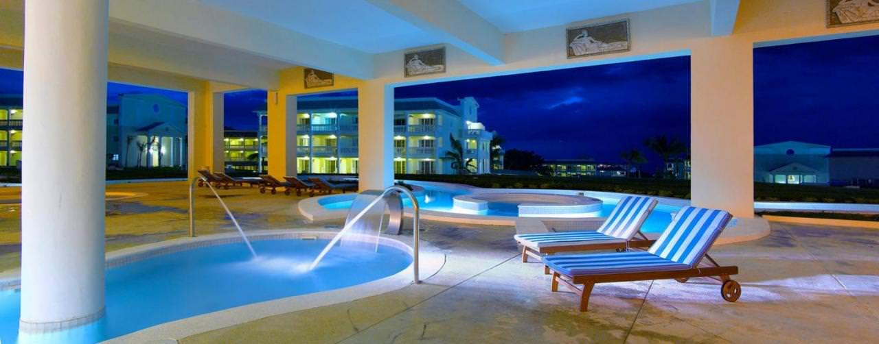 Palladium Resorts Spa Pool