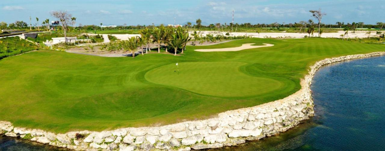Punta Cana Dominican Republic Iberostar Grand Hotel Bavaro Activities Golf Course