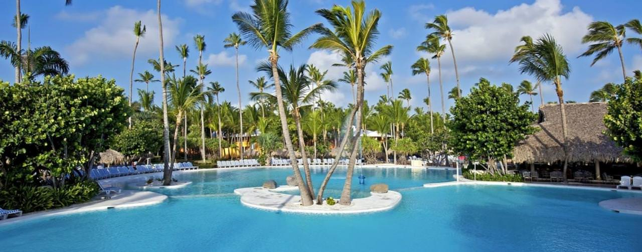 Punta Cana Dominican Republic Pool_view2 Iberostar Bavaro All Suite Resort