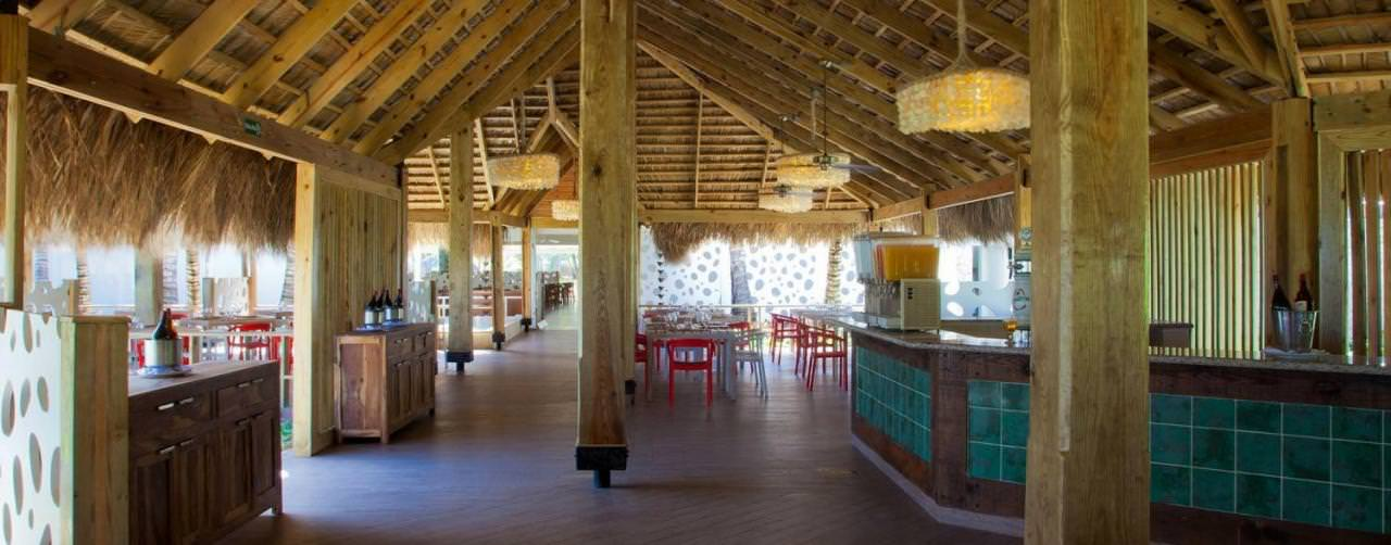 Punta Cana Dominican Republic Restaurant Alacarte  Arrecife Grand Palladium Bavaro Resort Spa