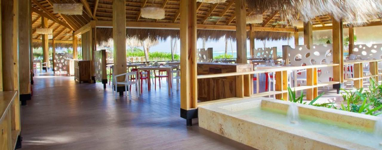 Punta Cana Dominican Republic Restaurant Arrecife Grand Palladium Bavaro Resort Spa
