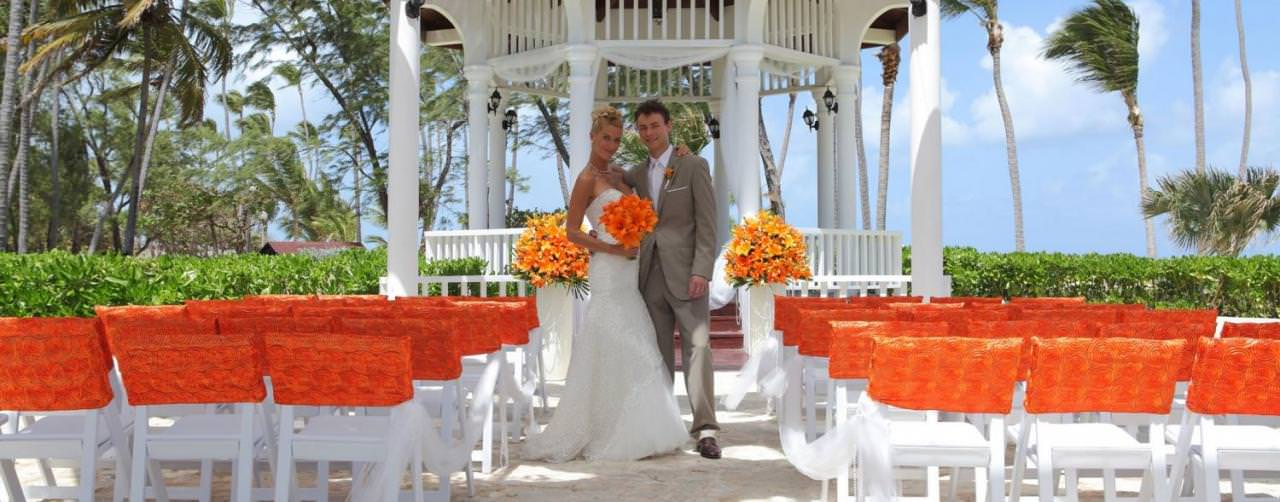 Punta Cana Dominican Republic Royal Suites Turquesa By Palladium Wedding Gazebo Romance