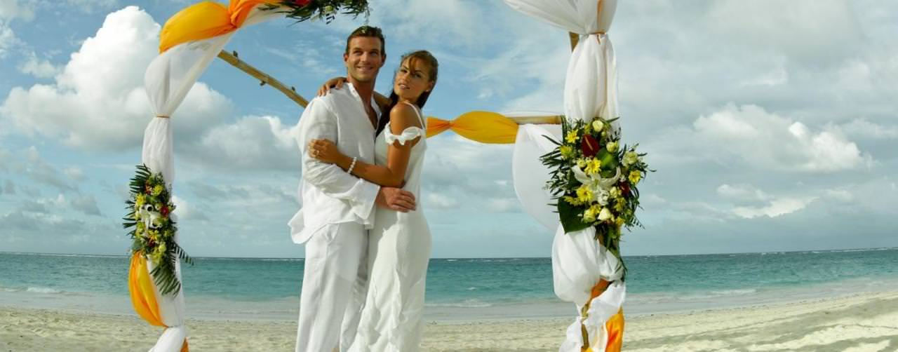 Punta Cana Dominican Republic Wedding Beach Grand Palladium Bavaro Resort Spa
