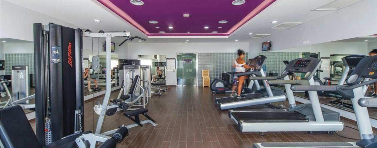 Riu Cancun Cancun Mexico Health Club Fitness Equipment