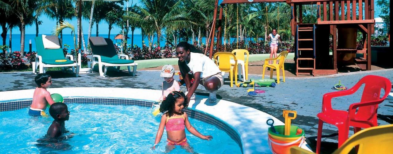 Riu Negril Negril Jamaica Kids Childrens Club