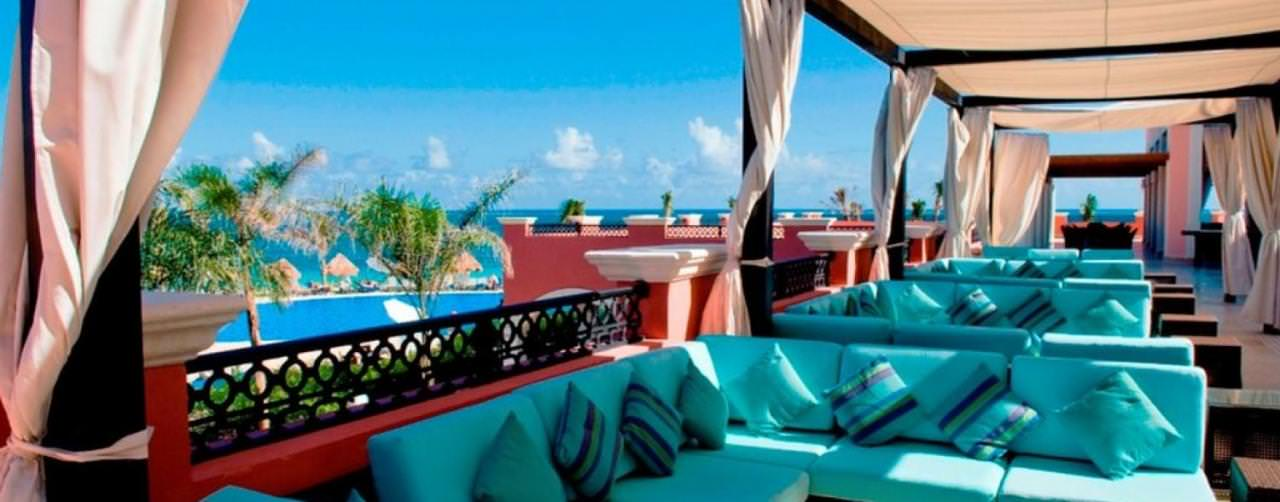 Riviera Maya Mexico Amenities Outdoor Terrace Lounge Ocean Coral Turquesa By H10