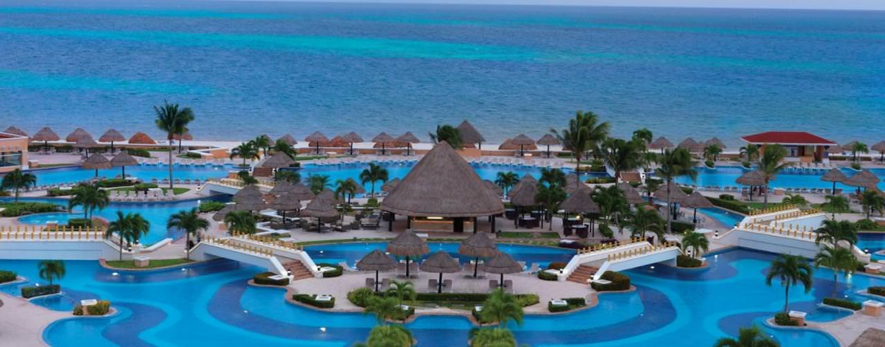Moon Palace Golf Amp Spa Resort Riviera Maya Mexico
