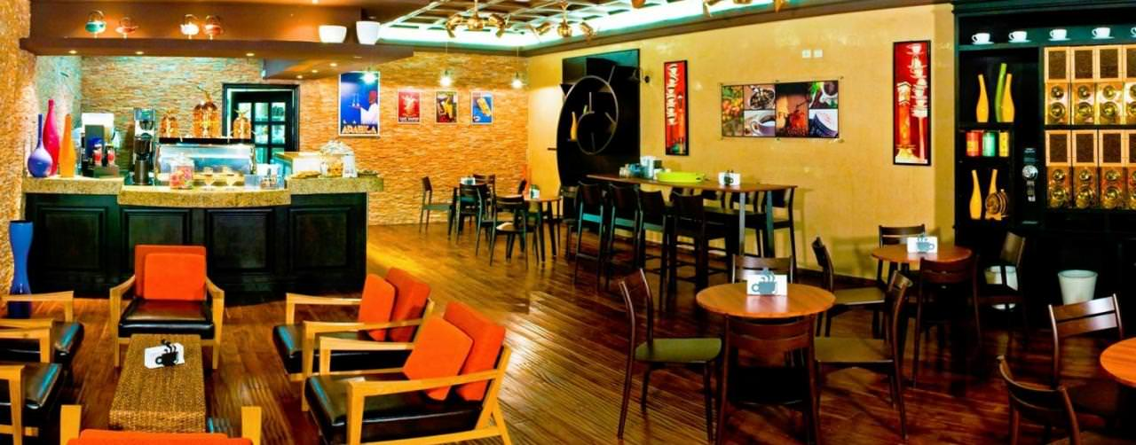 Riviera Maya Mexico Restaurant Mikes Coffee Bar Ocean Coral Turquesa By H10