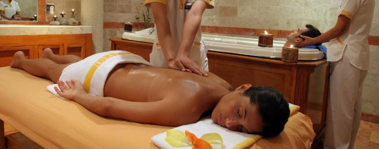 Spa Massage Couples Iberostar Tucan Playa Del Carmen Riviera Maya