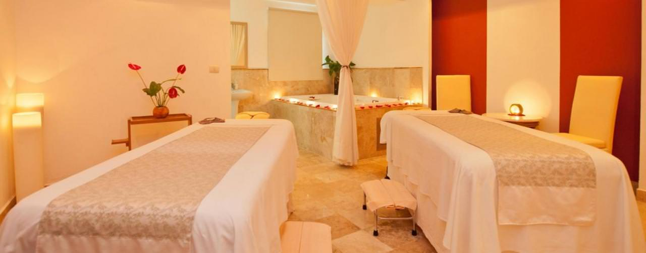 Valentin Imperial Maya Riviera Maya Mexico Spa Couples Massage Tables