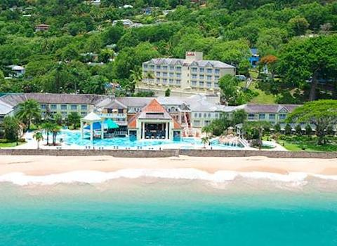 Sandals La Toc Golf Resort & Spa in St Lucia