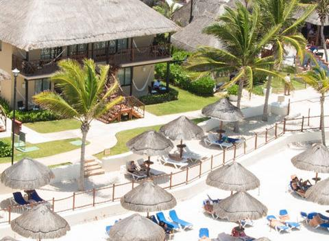 Allegro Playacar Beach 1