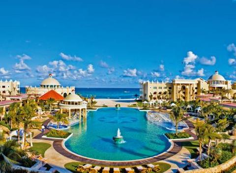 Beautiful Iberostar Grand Paraiso Pool