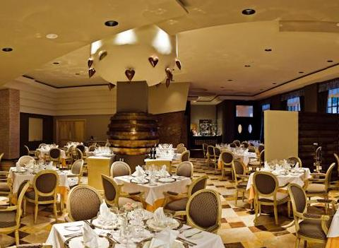 Calabash Gourmet Restaurant At Iberostar Rose Hall Suites