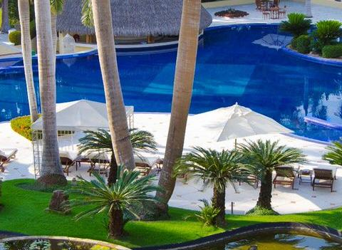 Casa Velas Hotel Boutique Pool
