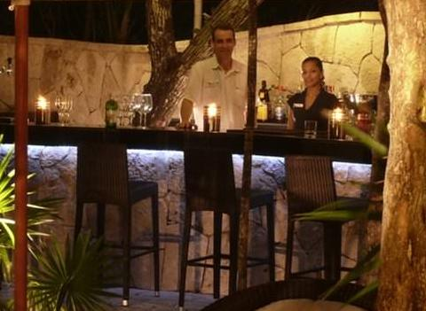 Catalonia Royal Tulum Beach Spa Resort Bar 1