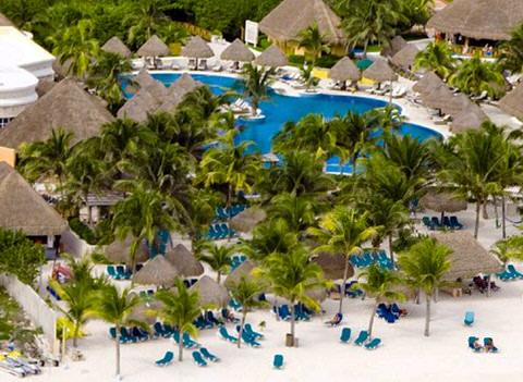 Catalonia Royal Tulum Beach Spa Resort Beach 3