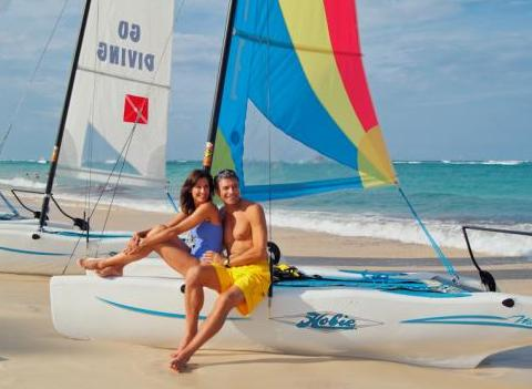 Catamarans At Iberostar Grand Hotel Bavaro