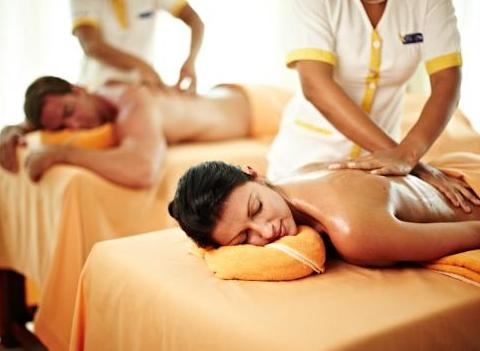 Couples Massage At Iberostar Grand Bavaro Spa