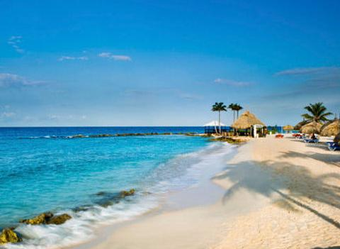 Curacao Marriott Resort Emerald Casino Beach