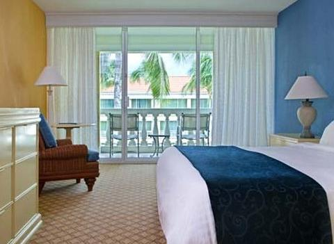 Curacao Marriott Resort Emerald Casino Room 2