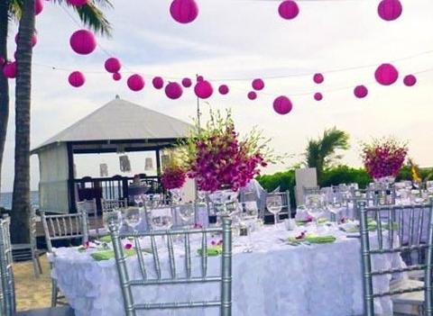 Curacao Marriott Resort Emerald Casino Wedding