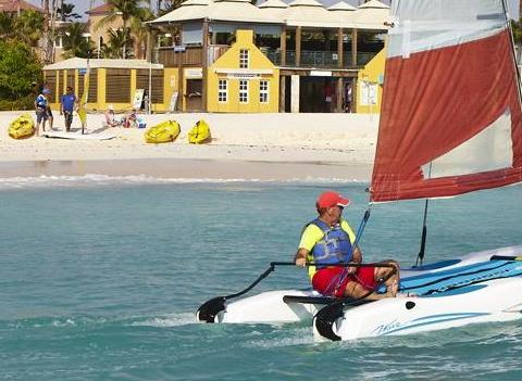 Divi Aruba All Inclusive Water Sports Catamaran