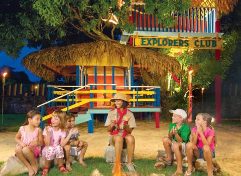 Dreams La Romana Resort Spa Kids