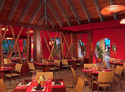 Dreams La Romana Resort Spa Restaurant 2