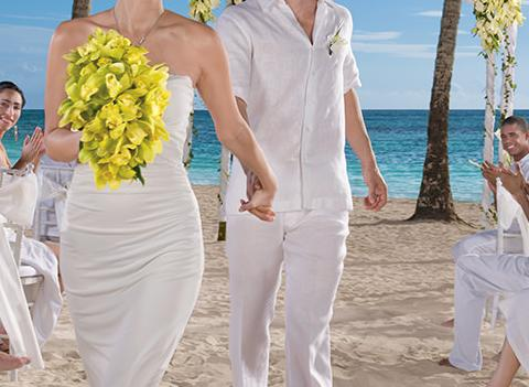 Dreams La Romana Resort Spa Wedding 1