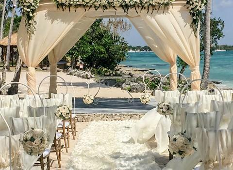 Dreams La Romana Resort Spa Wedding