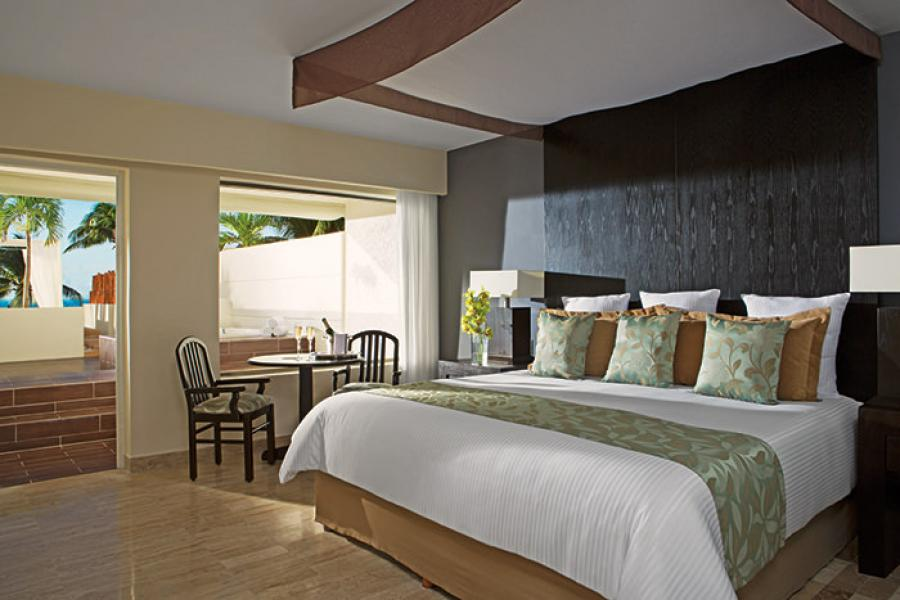 Dreams sands cancun resort spa - Cancun 2 bedroom suites all inclusive ...