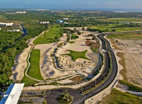 Golfing At Iberostar Bavaro All Suite Resort Activities