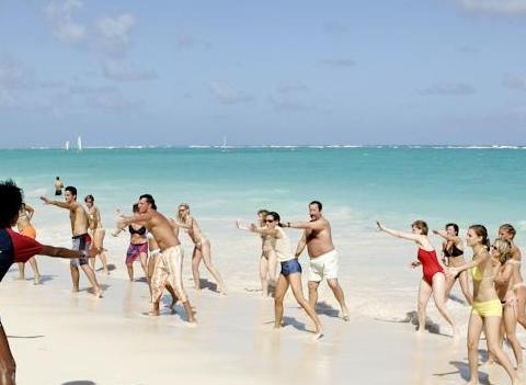 Grand Palladium Bavaro Resort Spa Activities 2