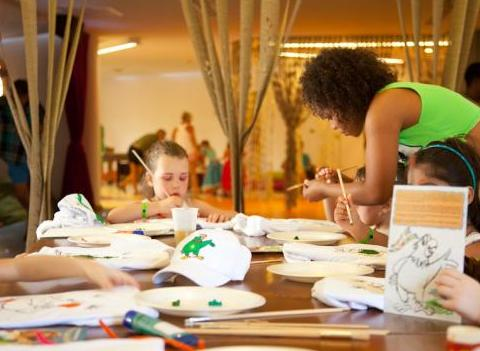 Grand Palladium Bavaro Resort Spa Kids 8