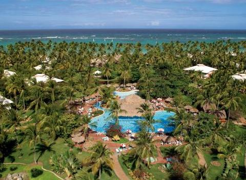 Grand Palladium Bavaro Resort Spa Pool 1